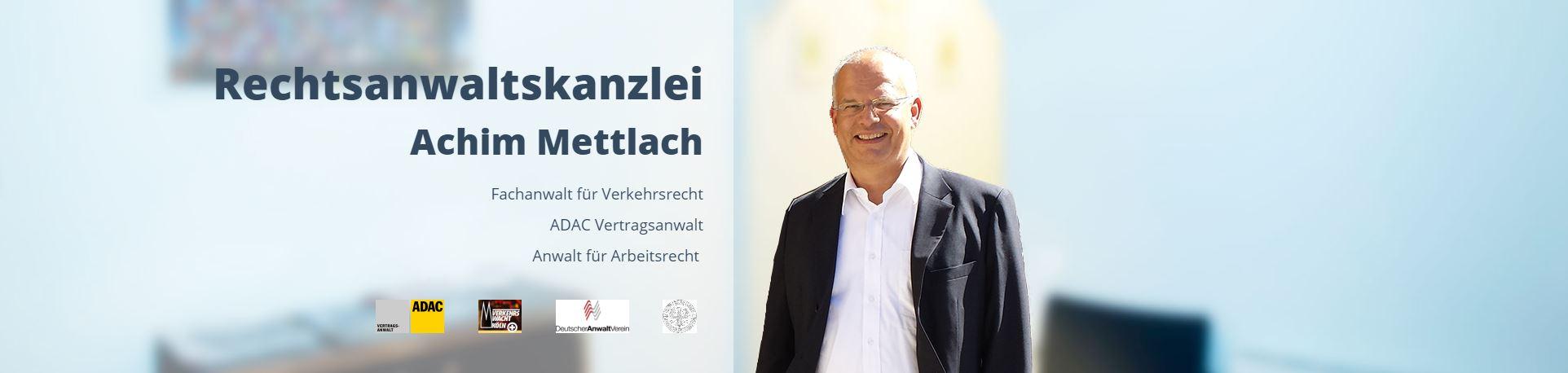 Rechtsanwaltskanzlei Mettlach in Köln